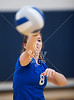 The Lady Mavericks' JV1 team from St. John's School travel to nearby Episcopal High School to play EHS's JV1 Lady Knights in Volleyball. SJS wins.