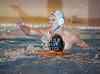 Cy Creek's varsity boys take on Strake Jesuit in water polo.