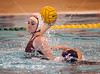 Clear Lake's varisty girls take on Langham Creek in water polo.