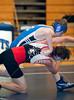St. John's School's Mavericks travel to Episcopal High School for boys' upper-school wrestling. Episcopal wins.