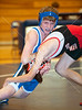 St. John's School's Mavericks travel to Episcopal High School for boys' upper-school wrestling. Episcopal wins.