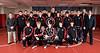 SJS Varsity Wrestling Team Poses for a Team Photograph