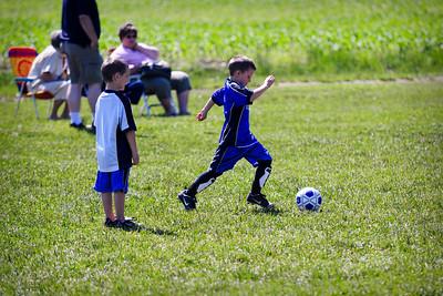 Upward Soccer - May 22, 2010