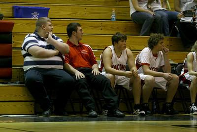 High School Boy's Basketball 2009-10