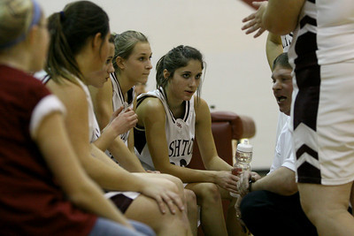 High School Girl's Basketball 2009-10