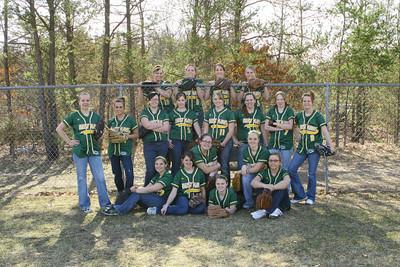 High School Softball 2010