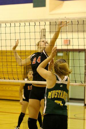 High School Volleyball 2009