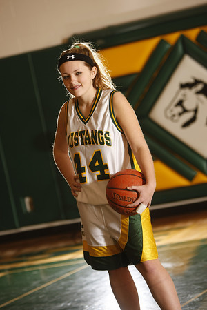 High School Girl's Basketball 2010-11