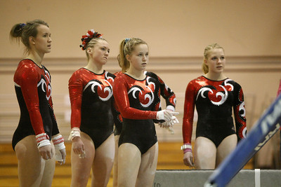 High School Gymnastics 2010-11