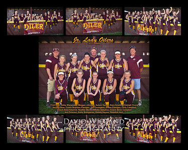 Jr Lady Oilers Collage 2011 07 09