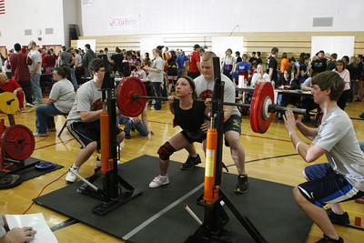 High School Powerlifting 2011-12