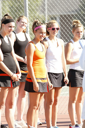 High School Tennis 2011-12