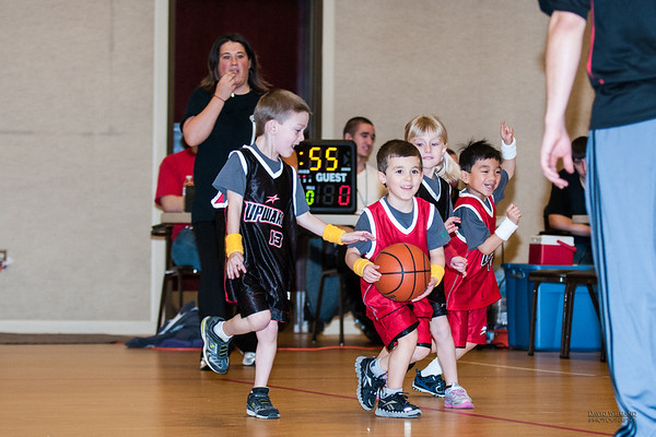 2013 Upward Basketball