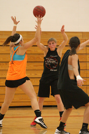 High School Girl's Basketball 2013-14