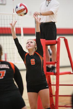 High School Volleyball 2013
