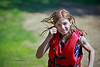 Quincy in the adventure race<br /> BKL summer ski camp<br /> Craftsbury, Vermont, July 18, 2014