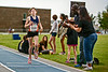 Stella, 800m final, first place<br /> Regional scholastic championships<br /> May 25, 2014