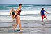 Time off from ski training<br /> Mission Beach in the morning, San Diego<br /> June 26, 2014
