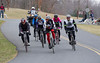 Black Hills Circuit Race, Cat 5, Boyds, MD. Freezing cold early morning conditions.