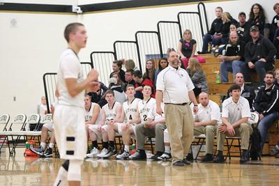 High School Boy's Basketball 2014-15