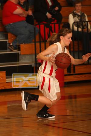 High School Girl's Basketball 2014-15