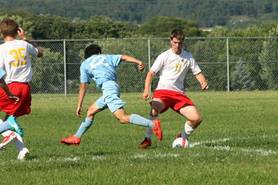 High School Soccer 2014-15