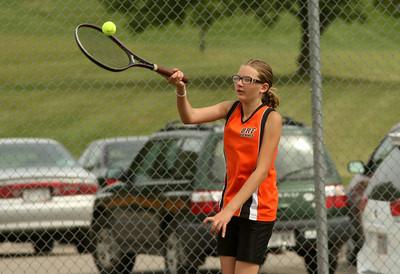High School Tennis 2014-15