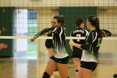 High School Volleyball 2014