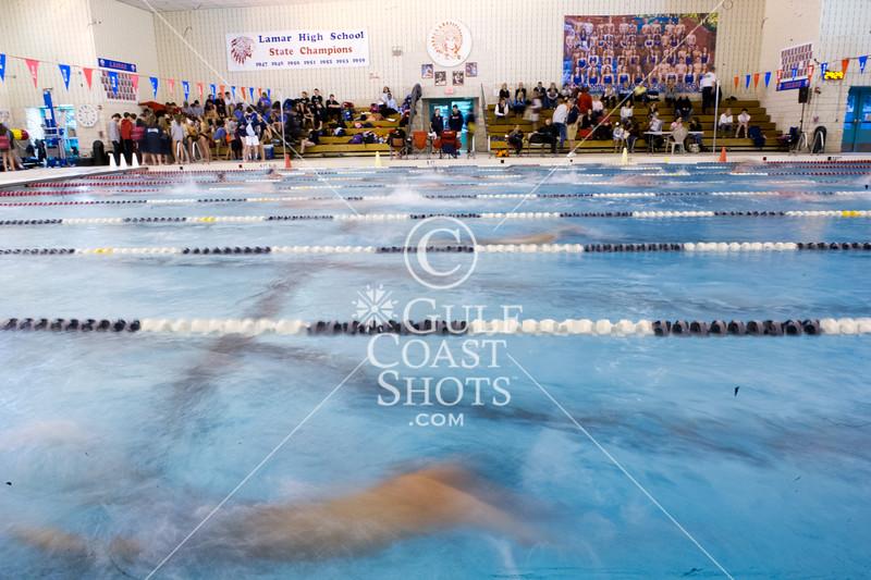 SJS Invitational swim meet