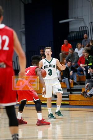 High School Boys' Basketball 2016-17