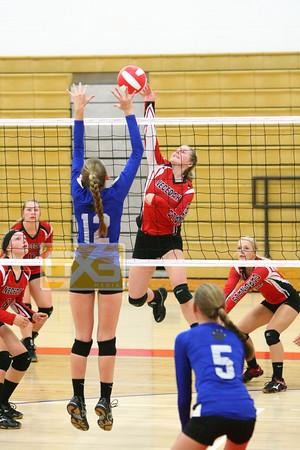 High School Volleyball 2016