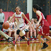 SJS lady Mavs vs St. Stephens