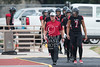 St. John's Mavericks host the Eagles of Second Baptist in varsity football at Skip Lee field on parent's/senior night. Fri., Sept. 2, 2017. Houston, Tex. (Kevin B Long / GulfCoastShots.com)