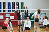 St. John's girls' varsity volleyball