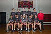 St. John's 2012 Varsity Basketball Team Portrait