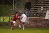 St. John's boys soccer vs All Saints