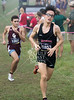 St. John's runners participate in the Brenham Hillacious Invitational cross-country meet hosted by Brenham High School. 7 races from Varsity A & B boys and girls, JV, and an open race. Sat., Sep 23, 2017. Brenham, Tex. (Kevin B Long / GulfCoastShots.com)