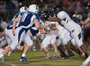 St. Mark's at Episcopal Varsity Football