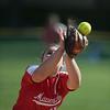 Second Baptist vs St. John's softball