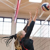 Espicopal School of Acadia at St. John's girls volleyball