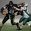 Woburn: D5 State Semifinal at Connolly Stadium in Woburn on Friday evening. David Le/Salem News