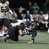 Lynn: during the first half of the D2 State Championship on Thursday evening at Manning Field in Lynn. David Le/Salem News