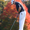 Salem: Beverly senior Shamus Desmond putts off the apron of the 9th green during the NEC Golf Open on Thursday afternoon at Tedesco Country Club. David Le/Salem News