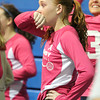 Peabody: Peabody sophomore Sara Hosman wipes away a few tears after the Tanners fell to Haverhill 3-0 in the D1 North Semifinals on Wednesday evening. David Le/Salem News