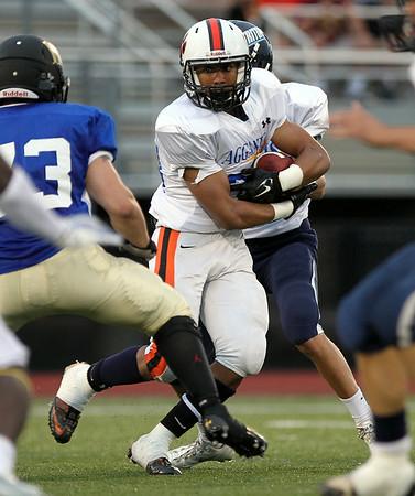 Isiah White Beverly High School #30