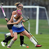 Danvers: Danvers' Kelly Condon (6) rips a shot on net against Beverly on Tuesday afternoon. David Le/Salem News