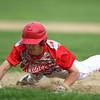 FOR FILE PHOTOS: Masconomet sophomore shortstop Elias Varinos (2) DAVID LE/Staff photo. 5/20/14