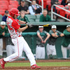 Masco senior Will Twiss makes contact off Westwood during the D2 State Championship. The Chieftains captured the D2 State Championship with a 10-2 win over Westwood at Campanelli Stadium in Brockton on Thursday afternoon. DAVID LE/Staff photo. 6/12/14