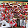 The Masconomet Chieftains captured the D2 State Championship with a 10-2 win over Westwood at Campanelli Stadium in Brockton on Thursday afternoon. DAVID LE/Staff photo. 6/12/14