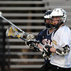 Peabody: Bishop Fenwick's Kevin Hannon lines up a shot against North Shore Tech on Friday evening. David Le/Salem News